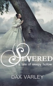 SEVERED COVER FOR KINDLE